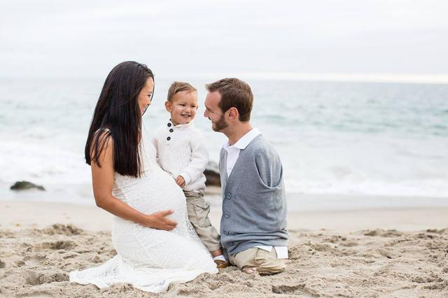 Nick Vujicic és családja