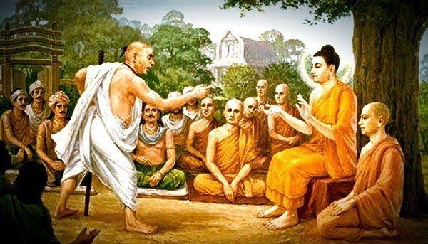 Aki leköpte Buddhát